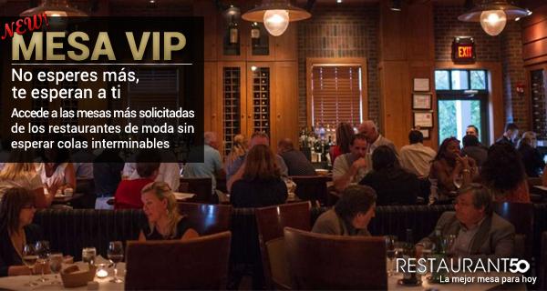 Mesa VIP